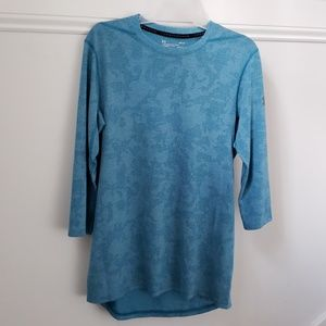 Threadborne fitted long sleeve tee